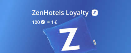 We've Launched Zenhotels Loyalty
