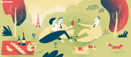 Parks and Leisure Areas: The Best Places for a Picnic in Paris