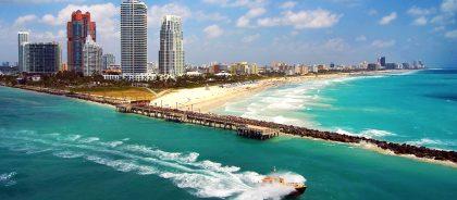 Florida increasingly popular as a top destination