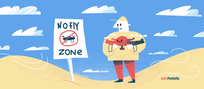Drones. Keeping out of Trouble