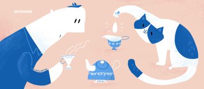 How to Drink Tea like the English